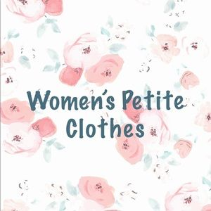 Women's Petite Clothes